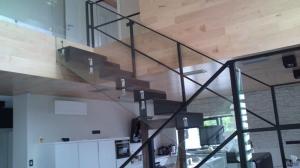 закончен монтаж уникальной лестницы_2