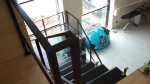 закончен монтаж уникальной лестницы_4