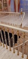 Изготовление ограждений для лестниц_3