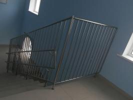 Ограждения лестниц для детского сада Ростов-на-Дону_13