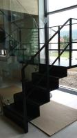 закончен монтаж уникальной лестницы_1