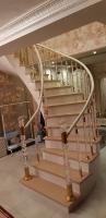 Изготовление ограждений для лестниц_5