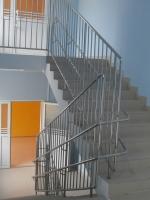 Ограждения лестниц для детского сада Ростов-на-Дону_16