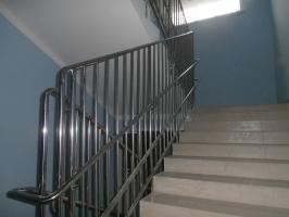 Ограждения лестниц для детского сада Ростов-на-Дону_1