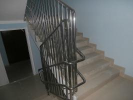 Ограждения лестниц для детского сада Ростов-на-Дону_2