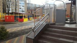 Ограждения лестниц для детского сада Ростов-на-Дону_32