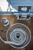 Изделия для корабля из нержавеющей полированной стали
